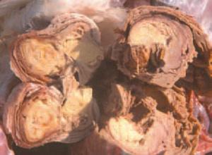 Ecoli trên gà thường tìm thấy trong phân và ruột