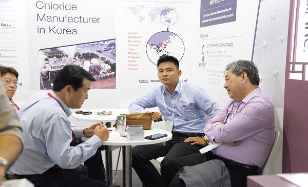 Chương trình Kết nối doanh nghiệp giúp xây dựng cuộc hẹn hợp tác ngay tại triển lãm